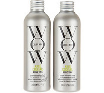 Color WOW Kale Cocktail Leave-In Hair Supplement 6.7 oz. Duo - A286455