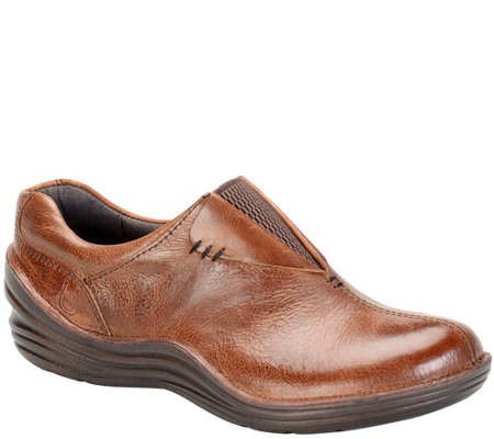 Bionica Leather Slip-on Loafers - Veridas