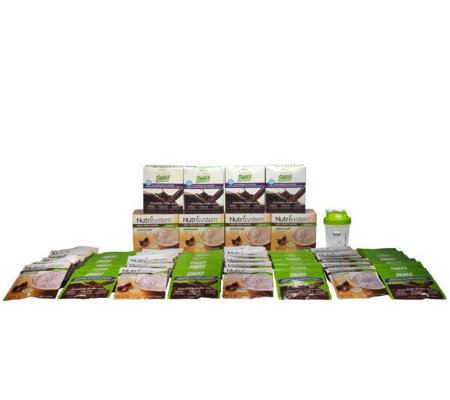 Nutrisystem NutriCrush and Turbo Shakes with Bottle