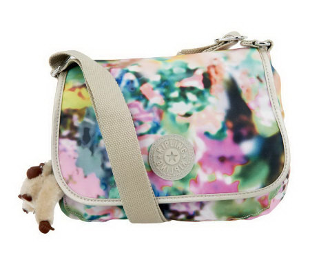 Kipling Nylon Maceio Adjustable Crossbody Bag