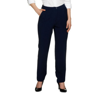 Linea by Louis Dell'Olio Regular Tapered Pants - A237556