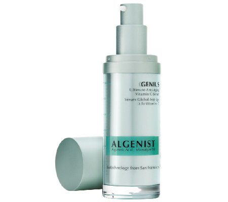 Algenist Genius Ultimate Anti-Aging Vitamin C Serum Auto-Delivery