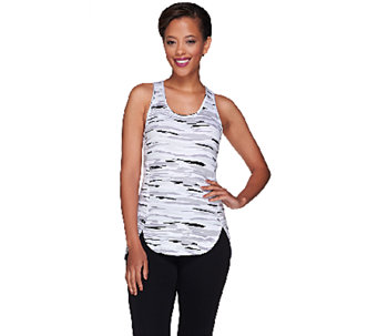 Cuddl Duds Cotton Smart Racerback Tank - A263156