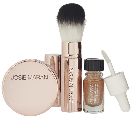 Josie Maran Argan Oil Luminous Coconut Water Collection