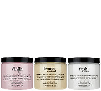 philosophy super-size body souffle trio of favorites - A270556