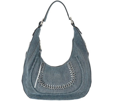 Aimee Kestenberg Pebble Leather Hobo - Genny