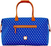 Dooney & Bourke MLB Royals Duffel Bag - A280256