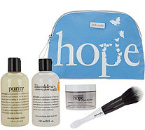 philosophy festive flawless skincare kit Auto-Delivery - A303456