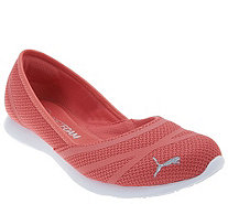 PUMA Mesh Slip-On Shoes - Vega Ballet - A304156