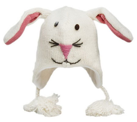Nirvanna Designs Bunny Hat