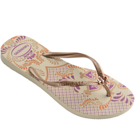 Havaianas Slim Thematic Sandals