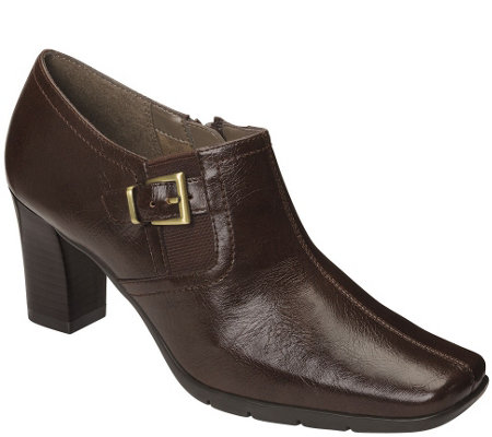 A2 by Aerosoles Shooties with Buckle Detail - Harmonize