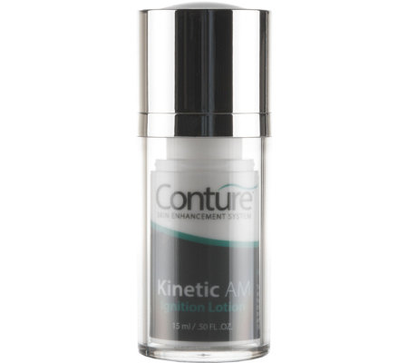 Conture Kinetic AM Ignition Lotion, 0.5 oz