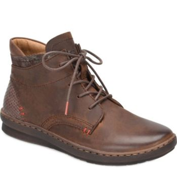 Comfortiva Lace-Up Ankle Boots - Cascade