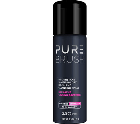 Purebrush Dry Brush Sanitizing & Cleaning Spray