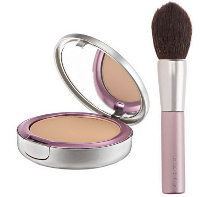 Mally Hydrating Diamond Powder with Brush