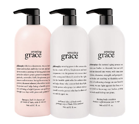 philosophy super-size all things grace fragrance trio