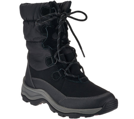 Clarks Outdoor Waterproof Cold Weather Lace-up Boots - Arctic Mission