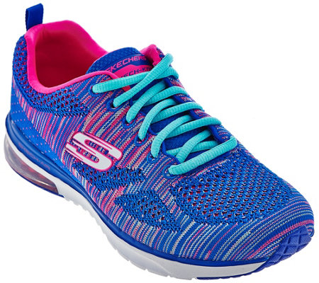 Skechers Skech-knit Sneakers with Memory Foam - Wildcard