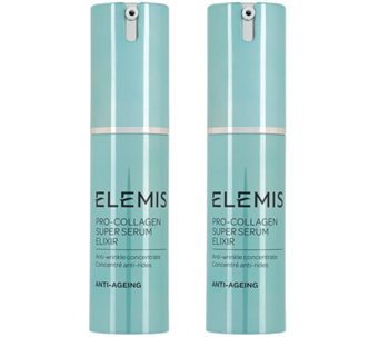 ELEMIS Pro-Collagen Super Serum .5 oz Set - A278057