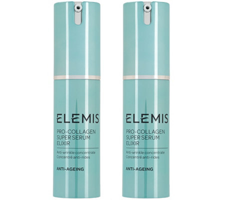ELEMIS Pro-Collagen Super Serum .5 oz Set