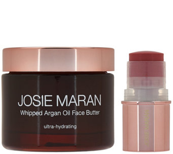 Josie Maran Argan Oil Face Butter with Color Stick - A278357
