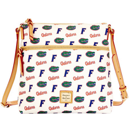 Dooney & Bourke NCAA University of Florida Crossbody