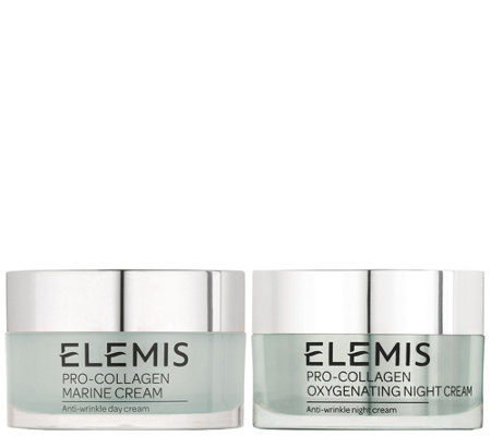 ELEMIS Pro-Collagen Best Face Forward Day & Night Duo