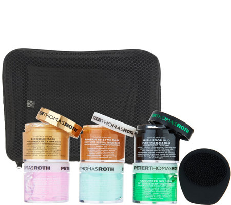 Peter Thomas Roth Mask-A-Holic 7-Piece Kit Auto-Delivery