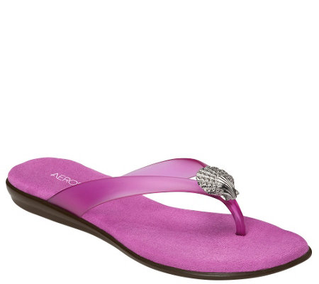 Aerosoles Thong Sandals - Chlarity