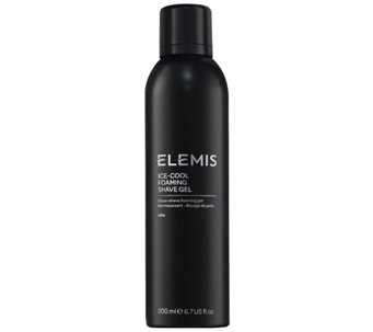 ELEMIS Ice-Cool Foaming Shave Gel, 6.7 fl oz - A340957