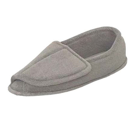 Comfort Fit Men's Knit Terry Adjustable Full Foot