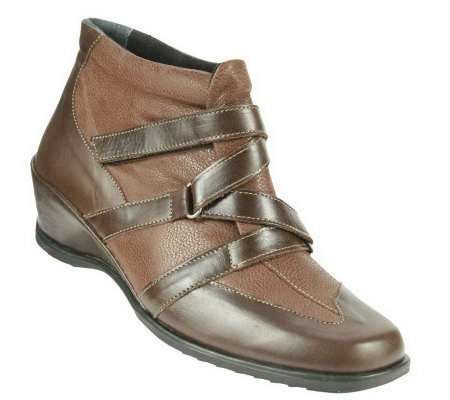 Spring Step Allegra Leather Mid Boots