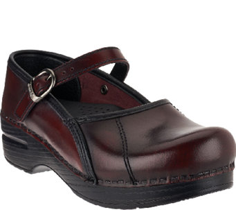 Dansko Leather Mary Janes - Marcelle - A268658