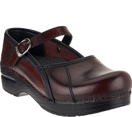 Dansko Leather Mary Janes - Marcelle
