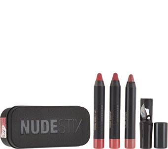 NUDESTIX 3-piece Discovery Collection For the Lips - A282958