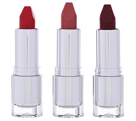 Mally H3 Gel Lipstick Trio