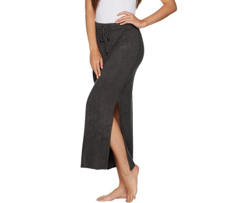 Barefoot Dreams Cozychic Lite Maxi Skirt