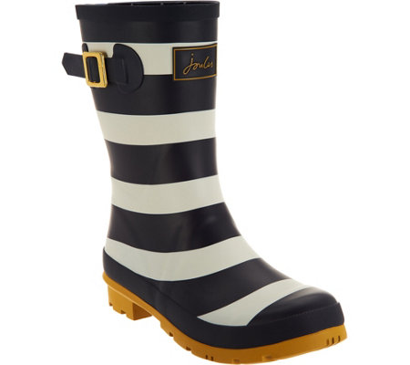 Joules Mid Rain Boots - Molly Welly