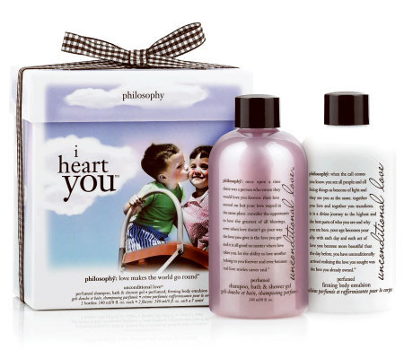 philosophy i heart you gift set