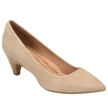 Sofft Leather Pumps - Altessa II