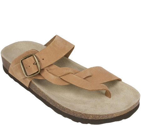 White Mountain Thong Sandals - Crawford