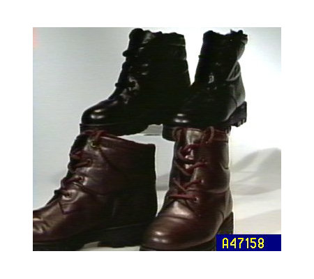 boston accent waterproof leather ankle boots qvc