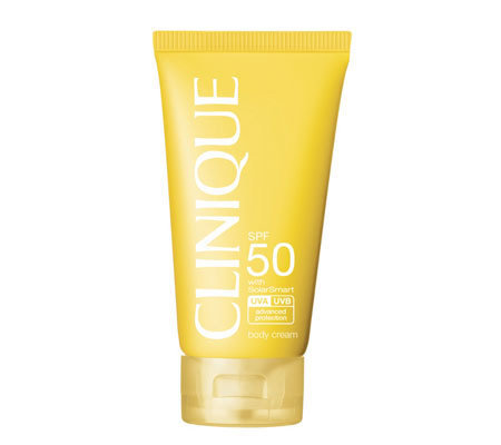 Clinique Sun SPF 50 Body Cream