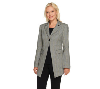 G.I.L.I. Seamed Jacket with Bell Sleeves - A256259