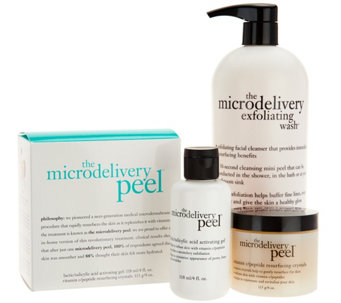 philosophy super-size microdelivery peel set - A260859
