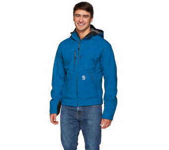 Loki 4-in-1 Men's Mountain Hoodie w/Built In Gloves - A269459