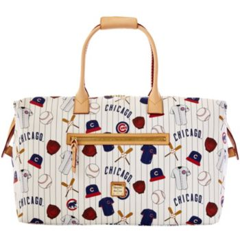 Dooney & Bourke MLB Cubs Duffel Bag