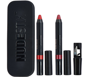 NUDESTIX Intense Matte Lip Color Duo - A282959