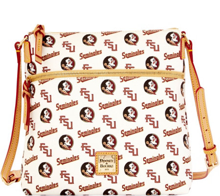 Dooney & Bourke NCAA Florida State University Crossbody